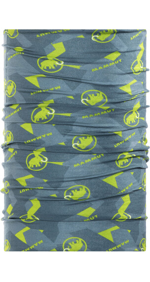 Mammut Neck Gaiter sjaal grijs/groen
